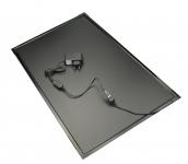 Флеш-панель 60x80 см черная непрозрачная